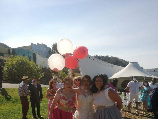 La boda de Fran  y Laura  en Ponferrada, León 6