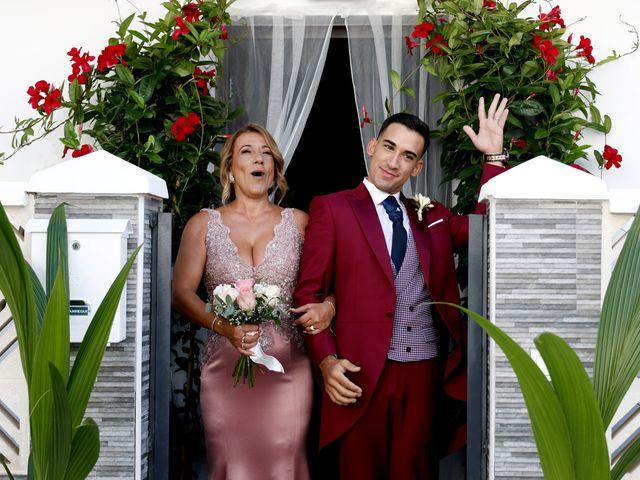 La boda de Adriano y Adrian en Alhaurin De La Torre, Málaga 15
