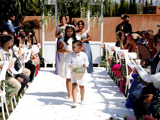 La boda de Adriano y Adrian en Alhaurin De La Torre, Málaga 26