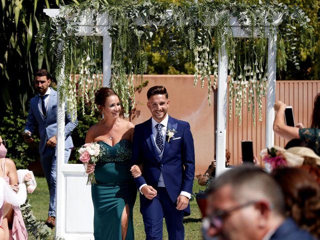 La boda de Adriano y Adrian en Alhaurin De La Torre, Málaga 28