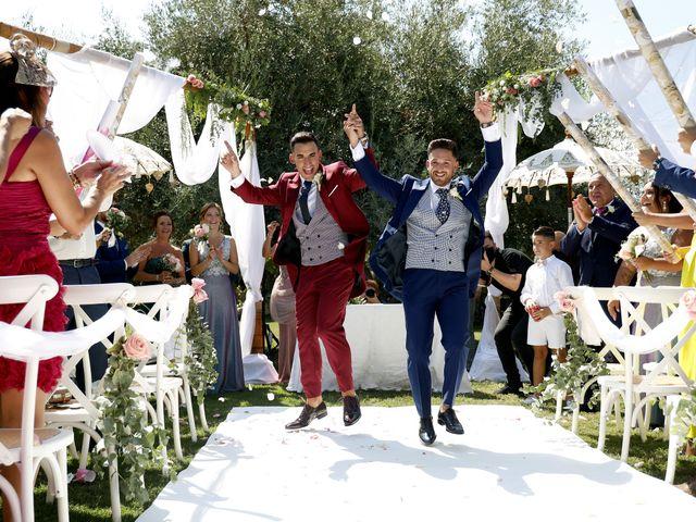 La boda de Adriano y Adrian en Alhaurin De La Torre, Málaga 1