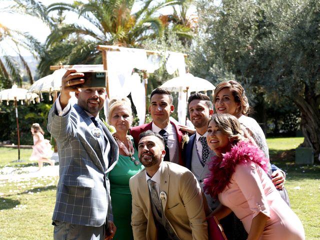 La boda de Adriano y Adrian en Alhaurin De La Torre, Málaga 50