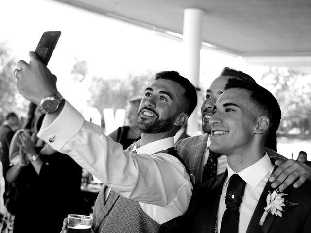 La boda de Adriano y Adrian en Alhaurin De La Torre, Málaga 54
