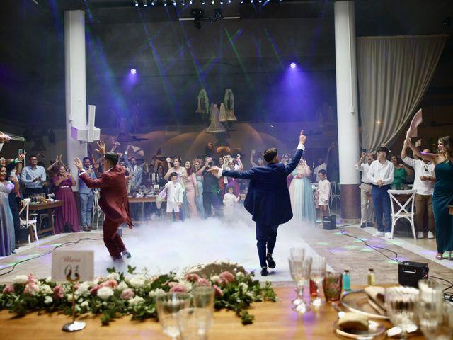 La boda de Adriano y Adrian en Alhaurin De La Torre, Málaga 57