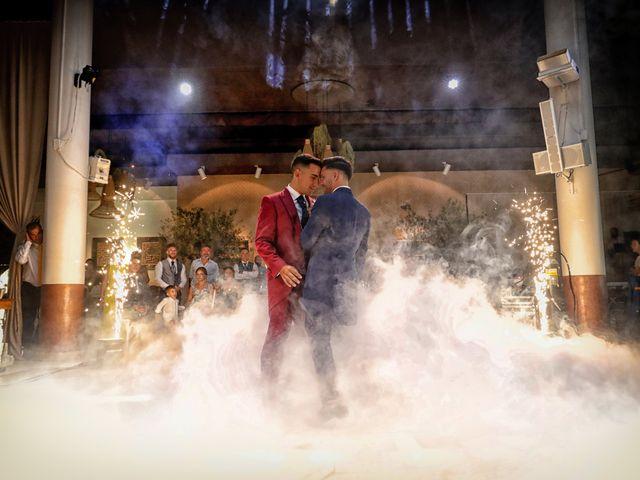 La boda de Adriano y Adrian en Alhaurin De La Torre, Málaga 61