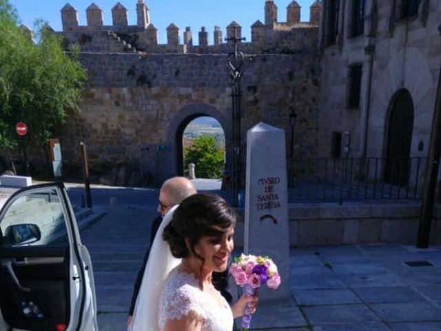 La boda de Isra y Eli en Ávila, Ávila 3