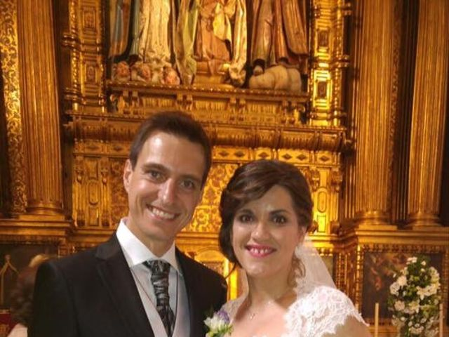 La boda de Isra y Eli en Ávila, Ávila 4