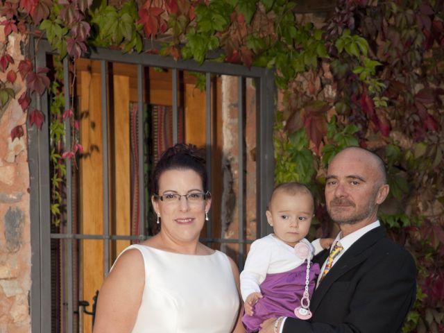La boda de Mª Carmen y Rodrigo en Uceda, Guadalajara 3