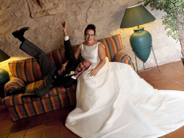 La boda de Mª Carmen y Rodrigo en Uceda, Guadalajara 2