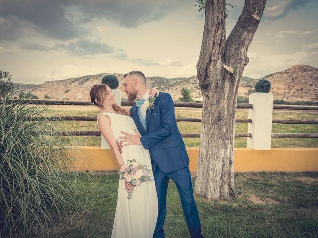 La boda de Nuria y Jose Mª