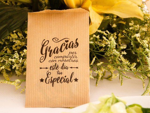 La boda de Sergio y Annais en Mula, Murcia 1