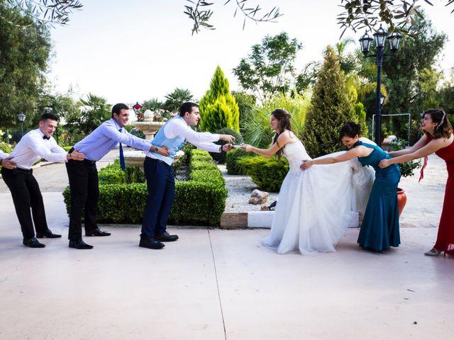 La boda de Sergio y Annais en Mula, Murcia 5