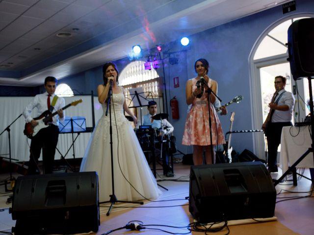 La boda de Sergio y Annais en Mula, Murcia 7
