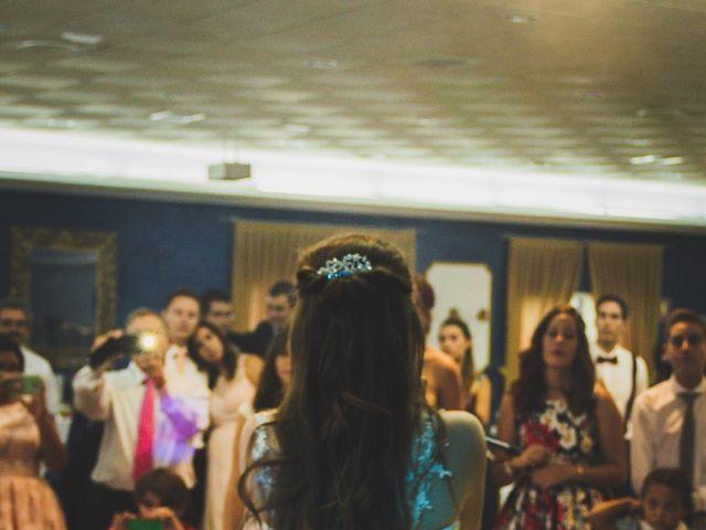 La boda de Sergio y Annais en Mula, Murcia 8