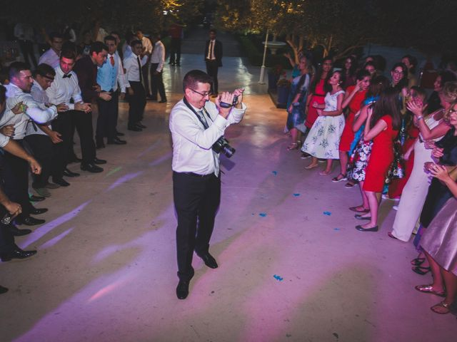 La boda de Sergio y Annais en Mula, Murcia 11