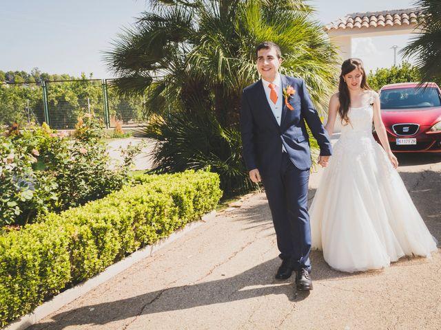 La boda de Annais y Sergio