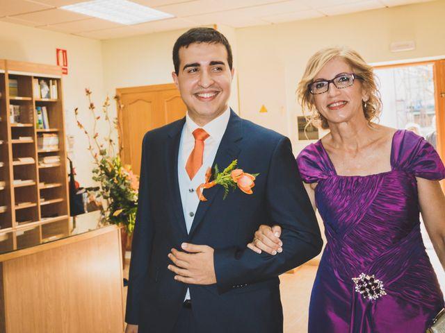 La boda de Sergio y Annais en Mula, Murcia 14