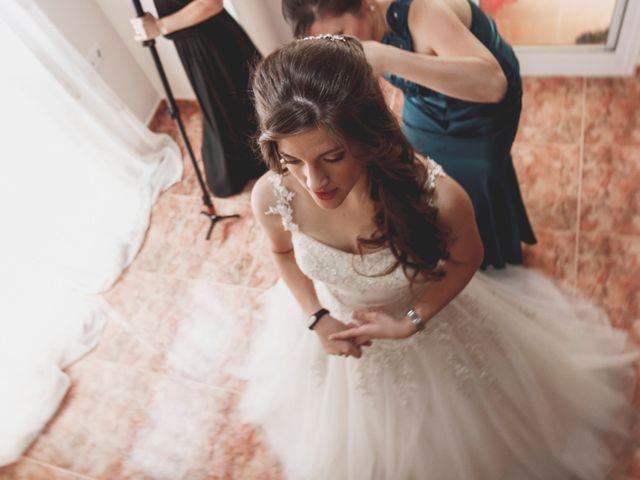 La boda de Sergio y Annais en Mula, Murcia 16