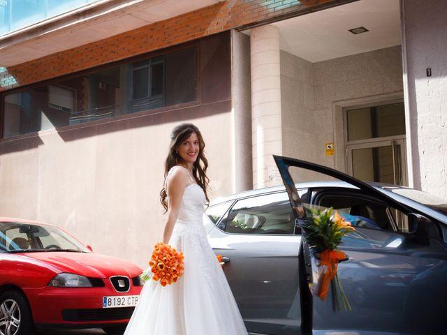 La boda de Sergio y Annais en Mula, Murcia 18