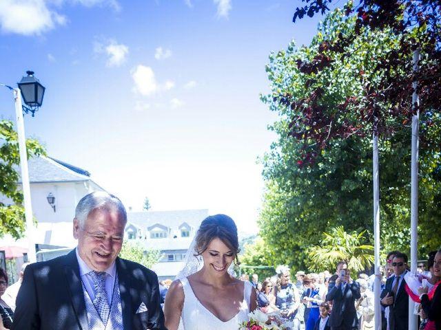 La boda de Fernando y Rocio en San Rafael, Segovia 3