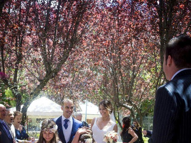 La boda de Fernando y Rocio en San Rafael, Segovia 4