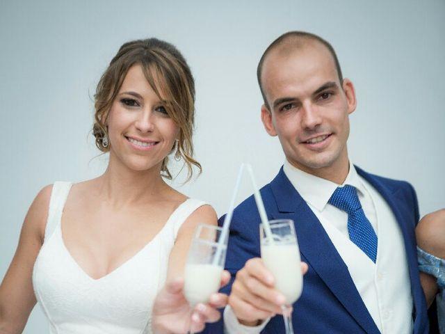 La boda de Fernando y Rocio en San Rafael, Segovia 5