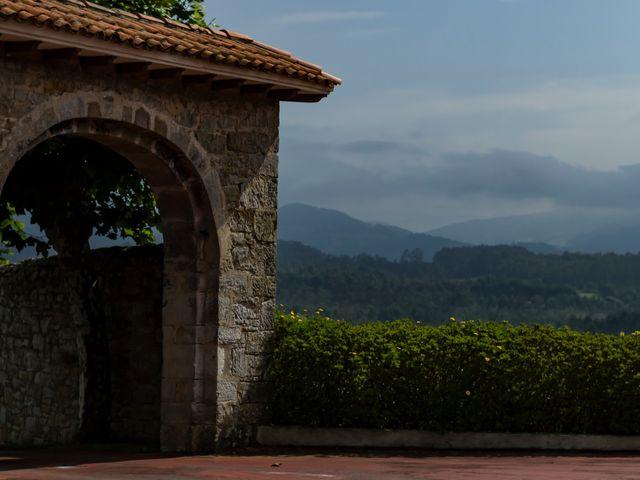 La boda de Marcos y Laura en Luces, Asturias 10