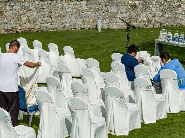 La boda de Marcos y Laura en Luces, Asturias 11
