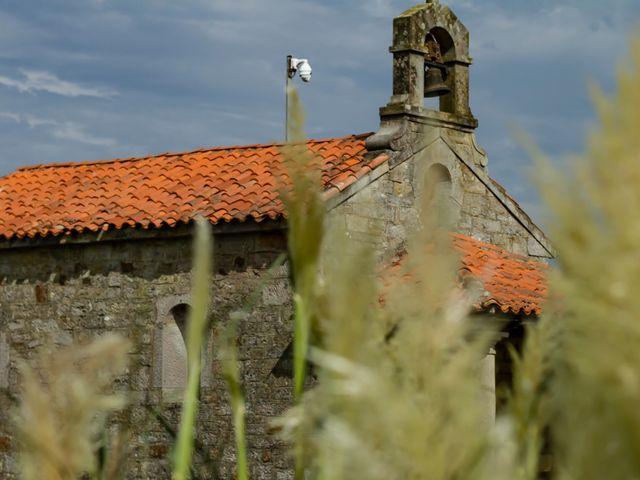 La boda de Marcos y Laura en Luces, Asturias 12