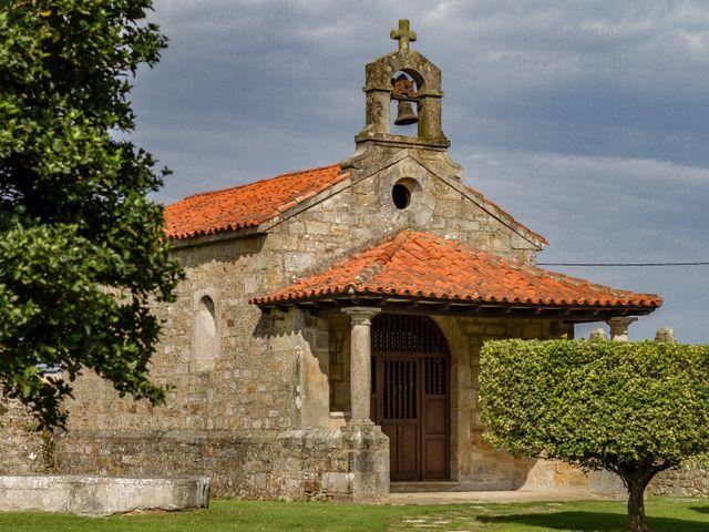La boda de Marcos y Laura en Luces, Asturias 16