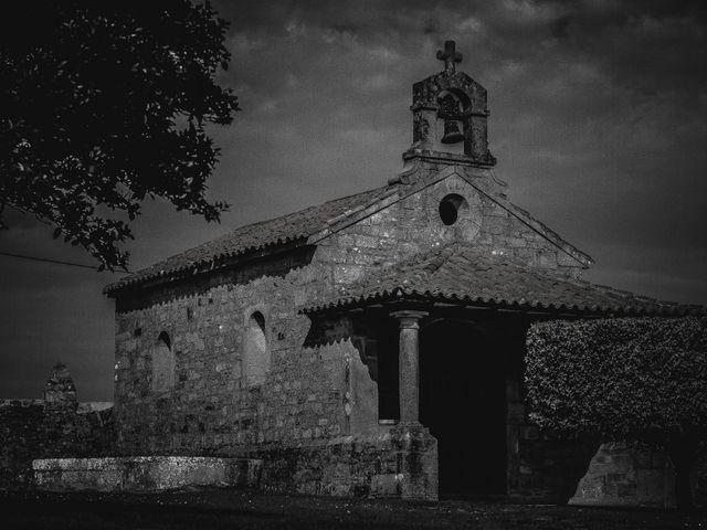 La boda de Marcos y Laura en Luces, Asturias 17
