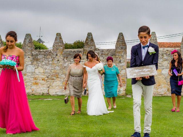 La boda de Marcos y Laura en Luces, Asturias 51