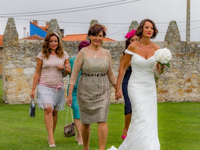 La boda de Marcos y Laura en Luces, Asturias 52