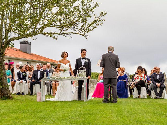 La boda de Marcos y Laura en Luces, Asturias 57