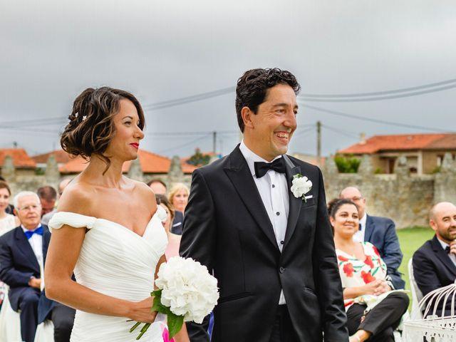 La boda de Marcos y Laura en Luces, Asturias 60