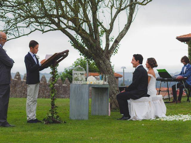 La boda de Marcos y Laura en Luces, Asturias 62