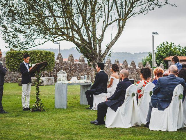 La boda de Marcos y Laura en Luces, Asturias 63