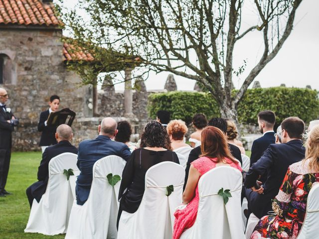 La boda de Marcos y Laura en Luces, Asturias 64