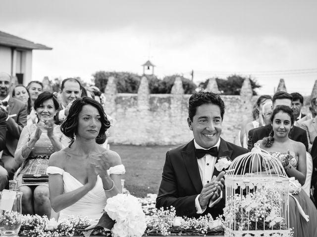 La boda de Marcos y Laura en Luces, Asturias 66