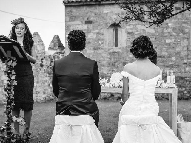 La boda de Marcos y Laura en Luces, Asturias 75