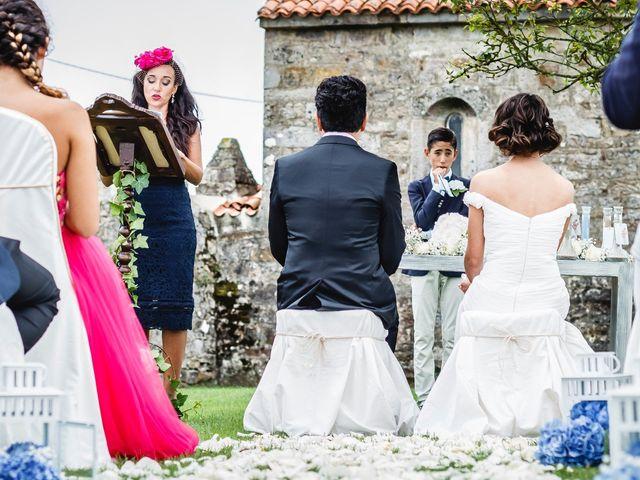 La boda de Marcos y Laura en Luces, Asturias 76