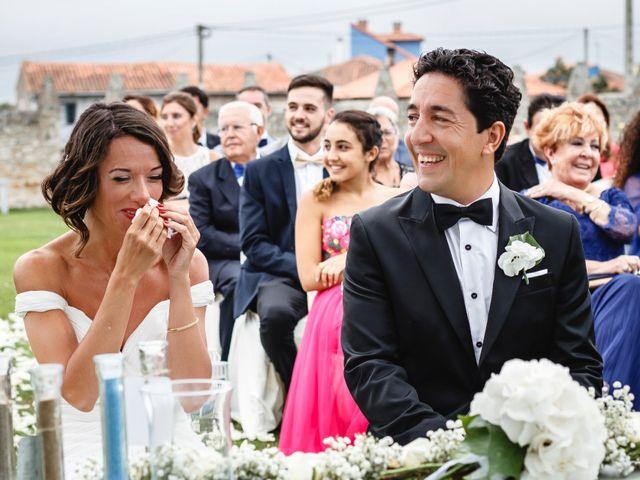 La boda de Marcos y Laura en Luces, Asturias 78