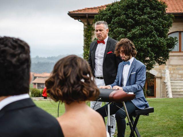 La boda de Marcos y Laura en Luces, Asturias 81