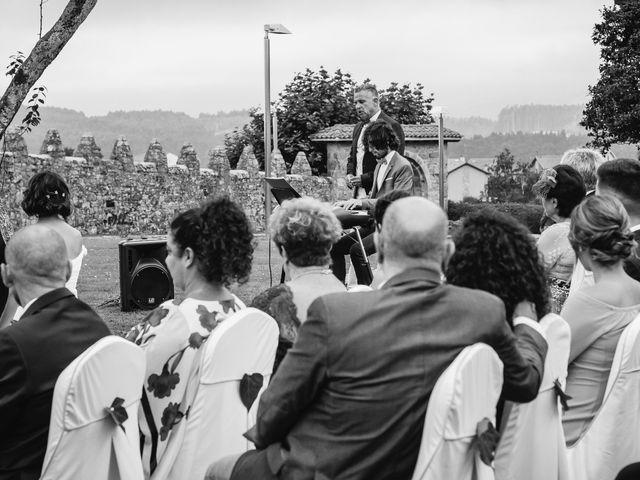 La boda de Marcos y Laura en Luces, Asturias 82