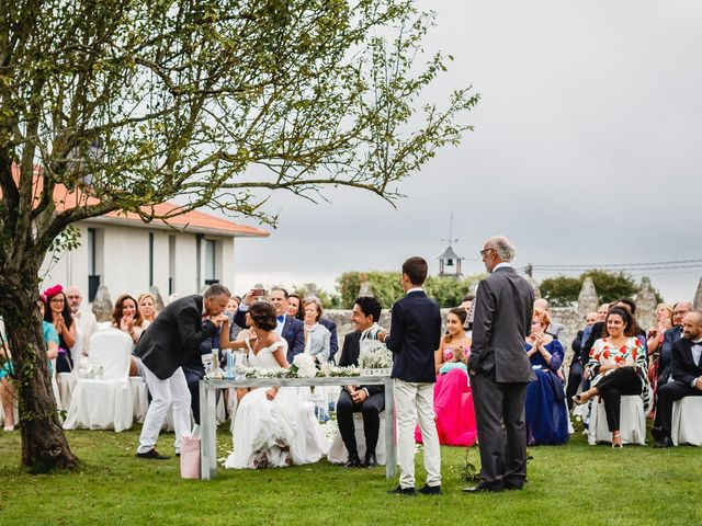 La boda de Marcos y Laura en Luces, Asturias 83