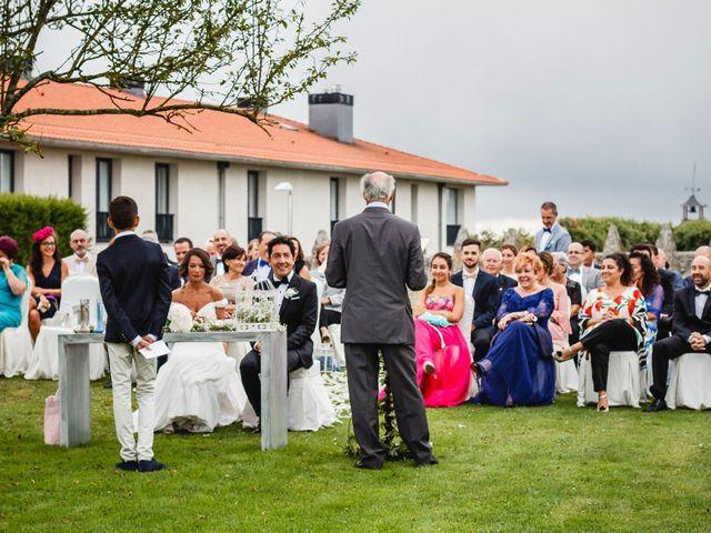La boda de Marcos y Laura en Luces, Asturias 84