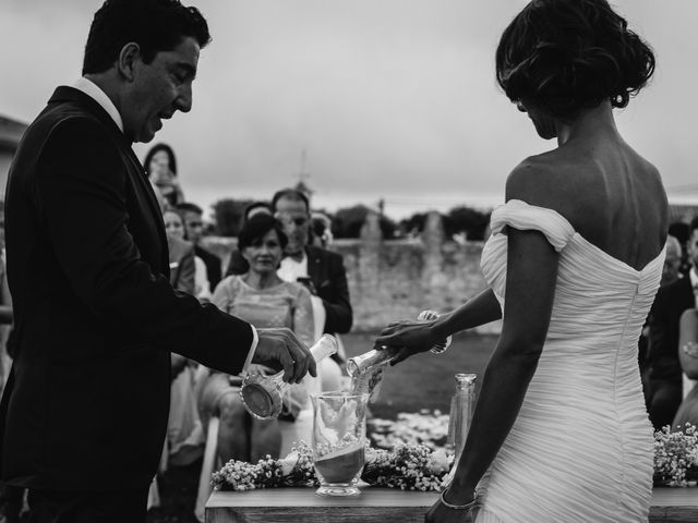 La boda de Marcos y Laura en Luces, Asturias 88