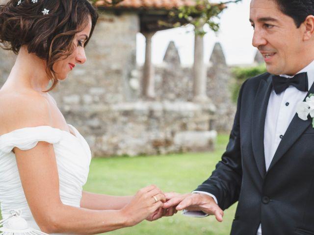 La boda de Marcos y Laura en Luces, Asturias 94