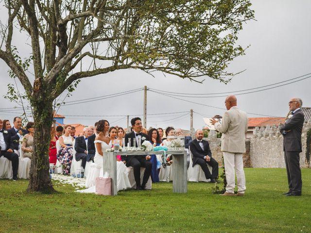 La boda de Marcos y Laura en Luces, Asturias 96