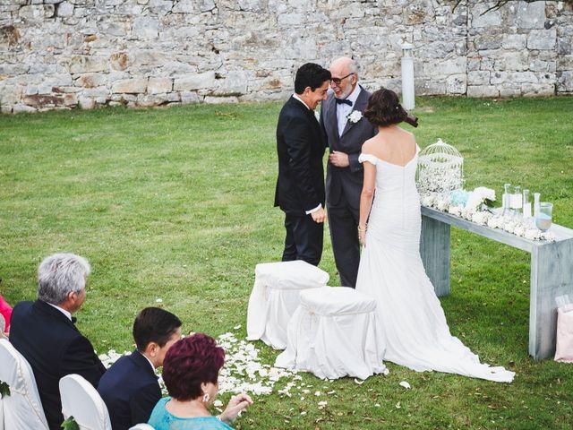 La boda de Marcos y Laura en Luces, Asturias 98